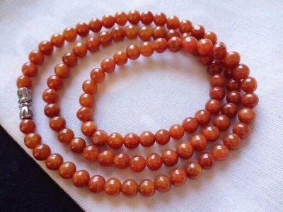 ✧翠玉軒✧ 紅翡珠鏈