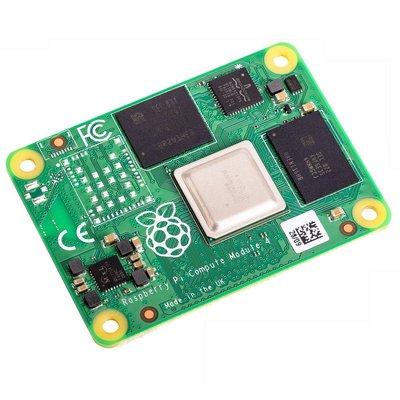 Raspberry Pi Compute Module 4 – No Wireless / 1GB RAM / 32GB