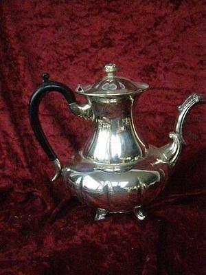 92英國鍍銀壺Antique Silver Plate Tea Pot