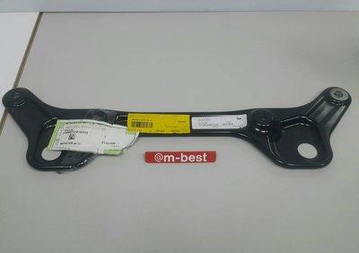 BENZ W204 2007- 方向機主機固定座 前工字樑 鐵板橫樑 2046280011