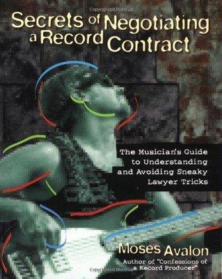 【音樂/最後一本/非二手/英語原文】Secrets of Negotiating a Record Contract