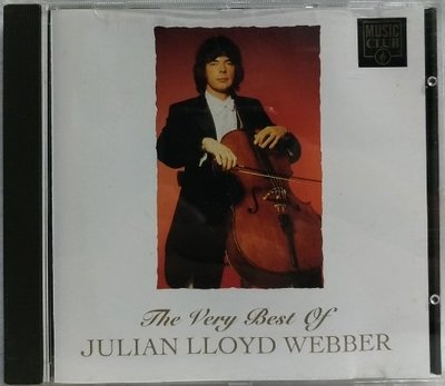 Julian Lloyd Webber-Very Best (UK IMPORT) 英國版