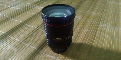 Canon 24-70mm F2.8 L II USM 第二代 平輸 有盒有單