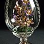 ❃A&EJ Studio❃ 英國 Franklin Mint 限量經典 24K GOLD Crystal glass