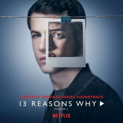 漢娜的遺言 第二季 13 REASONS WHY SEASON 2 / 電視原聲帶---6768294