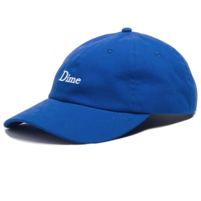 【限定商品】Dime cap 寶藍 滑板 老帽Supreme Carhartt Palace Thrasher vans