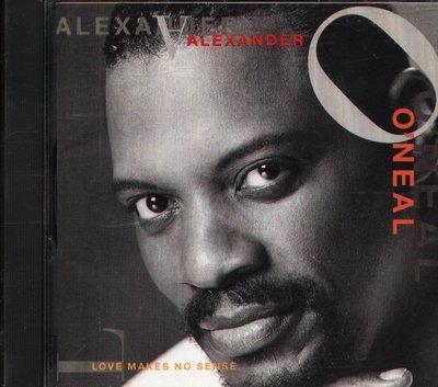 K - Alexander O'Neal - Love Makes No Sense - 日版 CD+1BONUS