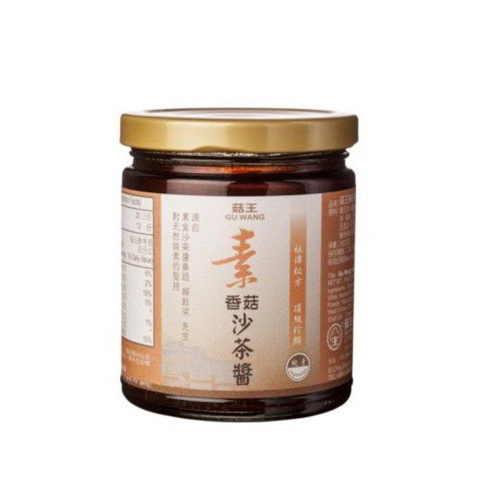 菇王素香菇沙茶醬240g