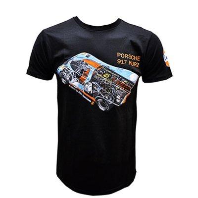 Porsche 917賽車T-shirt-On Sale~