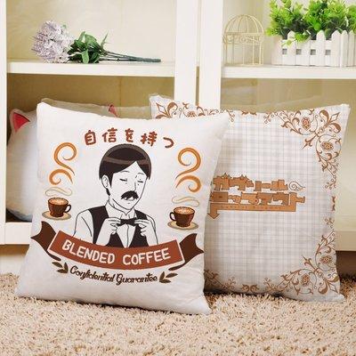 動漫訂製專賣店-珈百璃的墮落其實我對混合咖啡還是蠻有自信的 動漫抱枕方枕 周邊 /動漫抱枕