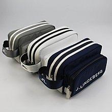 【小染精品】jlindeberg高爾夫手抓包收納包多功能工具包防水手提包小球袋