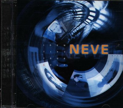 八八 - NEVE - IDENTIFY YOURSELF - 日版 CD