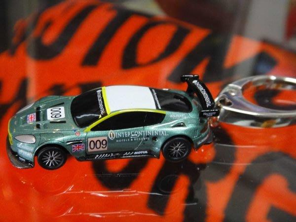 TAIWANSPEED極速台灣賽車時尚館-Aston Martin賽車鑰匙圈-DBR9限量分享!