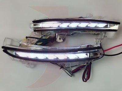 金強車業 NISSAN LANNIA 2015原廠部品 後視鏡流水燈 跑馬燈 方向燈 小燈 定位燈 序列式