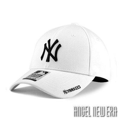 【PD帽饰】【MLB Old Fashioned Cap】NY 紐約 洋基 象牙白 老帽 鴨舌帽【ANGEL NEW ERA 】