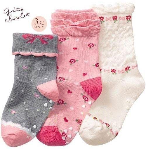 【瑜瑜小屋】甜美《百搭蝴蝶結》可愛短襪((3雙組)) (W-3)