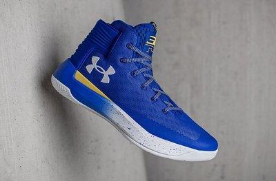 預購 Curry 3.0 3zero zero playoff 季後賽配色 勇士藍 大降價