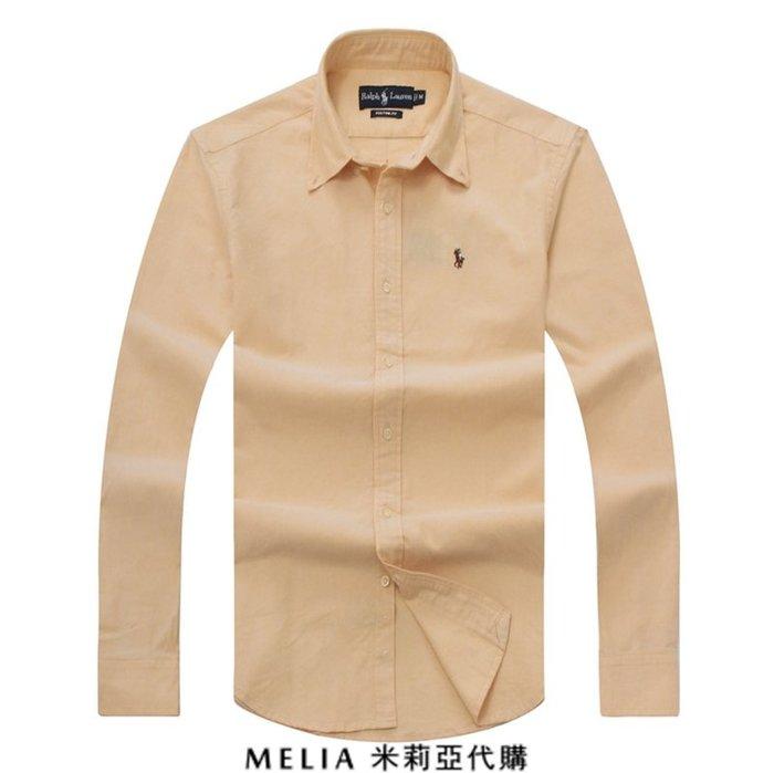 Melia 米莉亞代購 Ralph lauren POLO 秋冬款 牛津紡 素面款 襯衫 修身 西裝 小彩馬 (二)