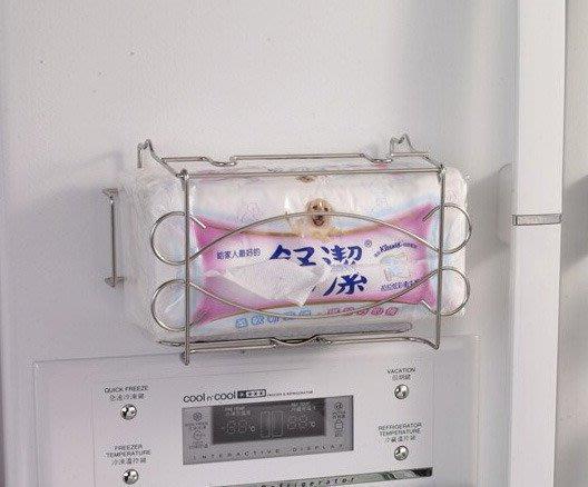 ☆成志金屬廠 ☆ S-67-3C 不鏽鋼衛生紙架 (袋裝抽取式衛生紙專用)