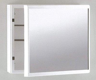 HM-415 華冠白色/牙色化妝鏡櫃 浴櫃 化妝鏡箱HM415(浴鏡、防蝕明鏡、鏡櫃) 歡迎來電詢價 華冠牌可詢問