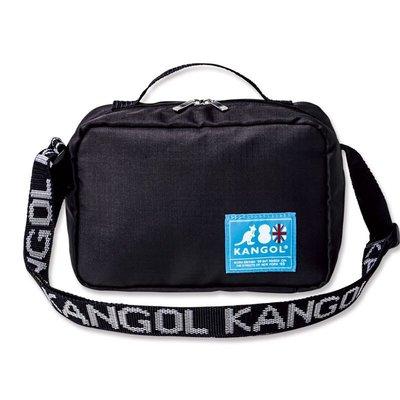 (現貨)實用袋 Kangol Clam Bag 時尚包 肩背收納袋