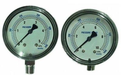微壓錶微壓計微壓表壓力表運用調整瓦斯火力烘豆機瓦斯壓力錶另售針閥和球閥咖啡烘焙機(Rotate Fun 300