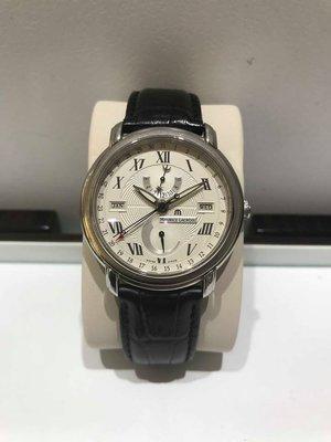 Maurice Lacroix  艾美錶  全日曆GMT MP6168 全球限量450只 第二時區、動力儲存顯示