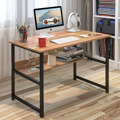 『i-Home』電腦桌台式家用簡約現代經濟型辦公桌簡易書桌學習桌小桌子寫字台
