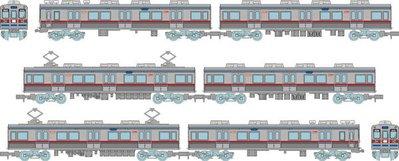 [玩具共和國] 4543736317173 京成電鉄3600形3688編成6両セットC