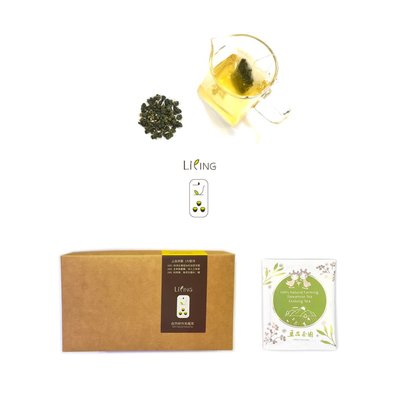[茶包] TLH 頂級 蜜香烏龍茶包 20入3g 立品茶園 附無農藥檢驗報告 特選茶葉品質 耐泡回甘