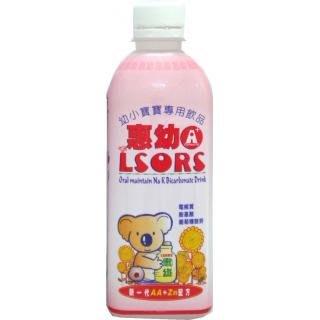 惠幼 益兒壯飲品 430ML(草莓口味)NEW