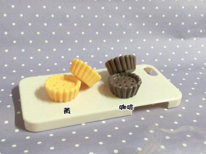 迷你仿真甜點 蛋糕塔 底部塔餅 透明塑膠杯 果汁杯 DIY素材 奶油殼製作 袖珍食玩 飾品材料 (現貨)
