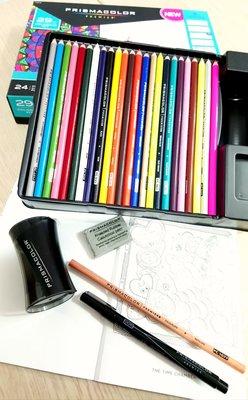 特價 現貨Prismacolor 【 24支 特別色 】色鉛筆 當天出貨