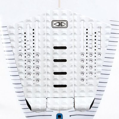 Line Up 3 Piece Tail Pad - White TP46