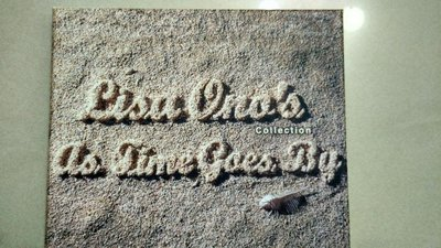 二手原版CD Lisa Ono 小野麗莎 As Time Go By 流金歲月精選輯