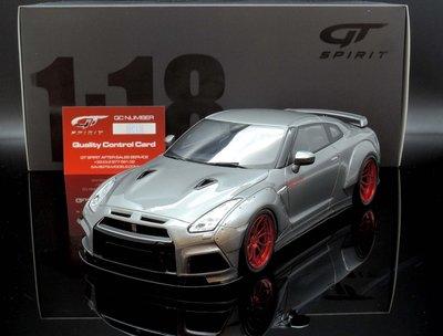 【M.A.S.H】現貨瘋狂價 GT Spirit 1/18 Nissan GT-R R35 Prior Design