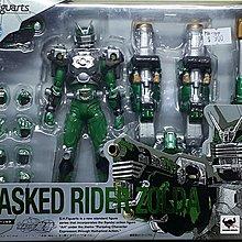 BANDAI SHF MASKED RIDER RYUKI MASKED RIDER ZOLDA 幪面超人龍騎 幪面超人鐵兵 71067 (PIU#100)