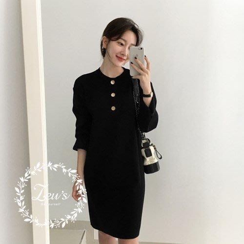 【ZEU'S】韓國小清新休閒連身裙『 10117202 』【現+預】JA