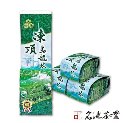 【名池茶業】甜果清香比賽凍頂烏龍茶(輕焙火) 裸包(150g*4)