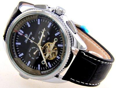 (六四三精品)超級大錶徑4.5公分.左...