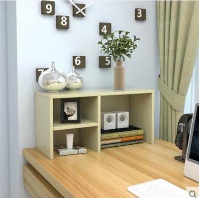『格倫雅』白楓木寬60深24高30cm簡約環保簡易書櫃托架桌面桌上小書架置物架收納架^29863