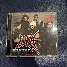 *還有唱片行*ENERGY / COME ON 二手 Y15179