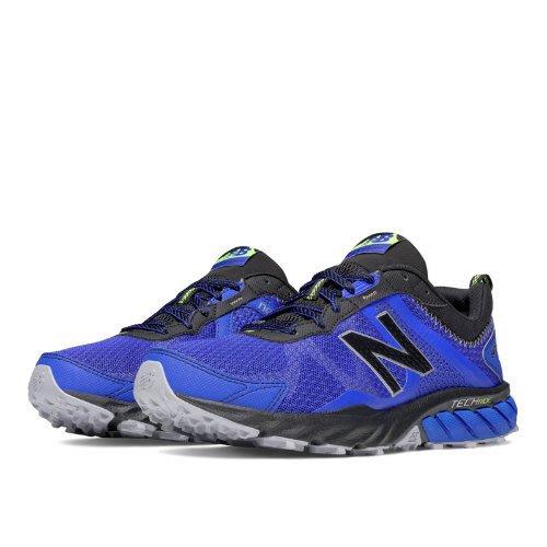 運動GO~ New Balance 610 越野慢跑 男 2E寬楦 藍 避震舒適 登山健行 慢跑鞋 MT610RP5