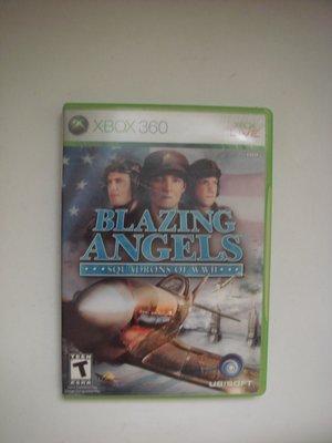 XBOX360 熾焰天使 (ONE可玩) blazing angels