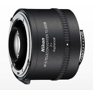 【日產旗艦】三代 Nikon AF-S TC-20E TC-20E III 2倍 2X 加倍鏡 增距鏡 公司貨