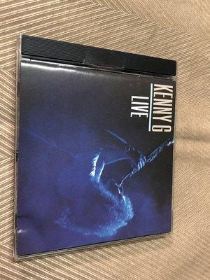 【李歐的音樂】幾乎全新ARISTA唱片1989年 KENNY G 肯尼吉  LIVE CD  無IFPI 下標就賣