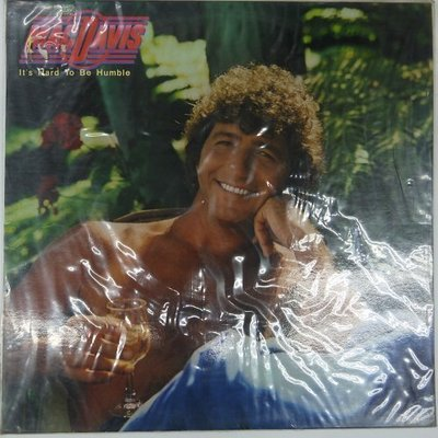 合友唱片 MAC DAVIS - It's Hard To Be Humble (1980) 黑膠唱片 LP 面交 自取
