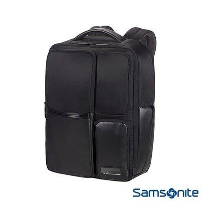(㊣已停產,數量有限!)Samsonite 新秀麗 Cityscape 41D商務休閒 筆電 雙肩背包