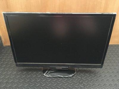 【二手|八成新|少用】TOSHIBA東芝24吋液晶顯示器〈24P2650VS〉