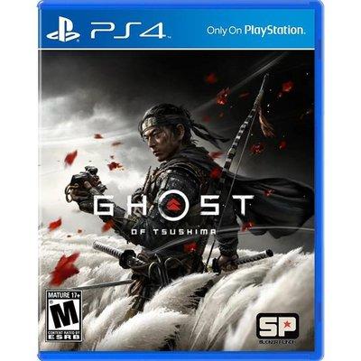 【勁多野】現貨供應 PS4 對馬戰鬼 對馬幽魂 Ghost of Tsushima 中文一般版
